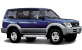 Каталог каяба LAND CRUISER PRADO J90 / 1996-2002